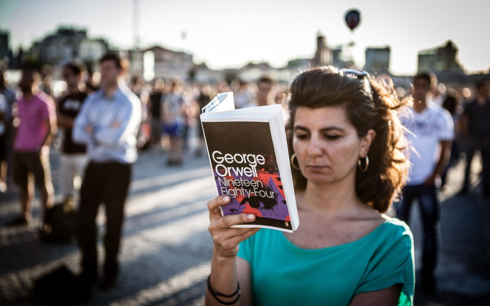 Taksim Square Book Club
