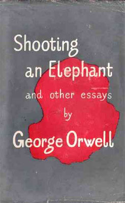 shooting elephant cover