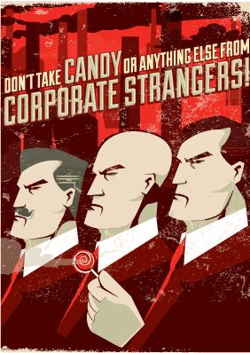 weller corporate-strangers