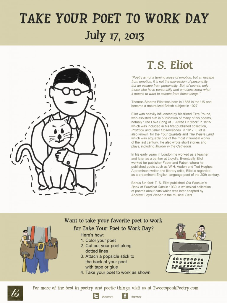 Take-Your-Poet-to-Work-T-S-Eliot