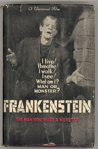 frankenstein british movie tie in