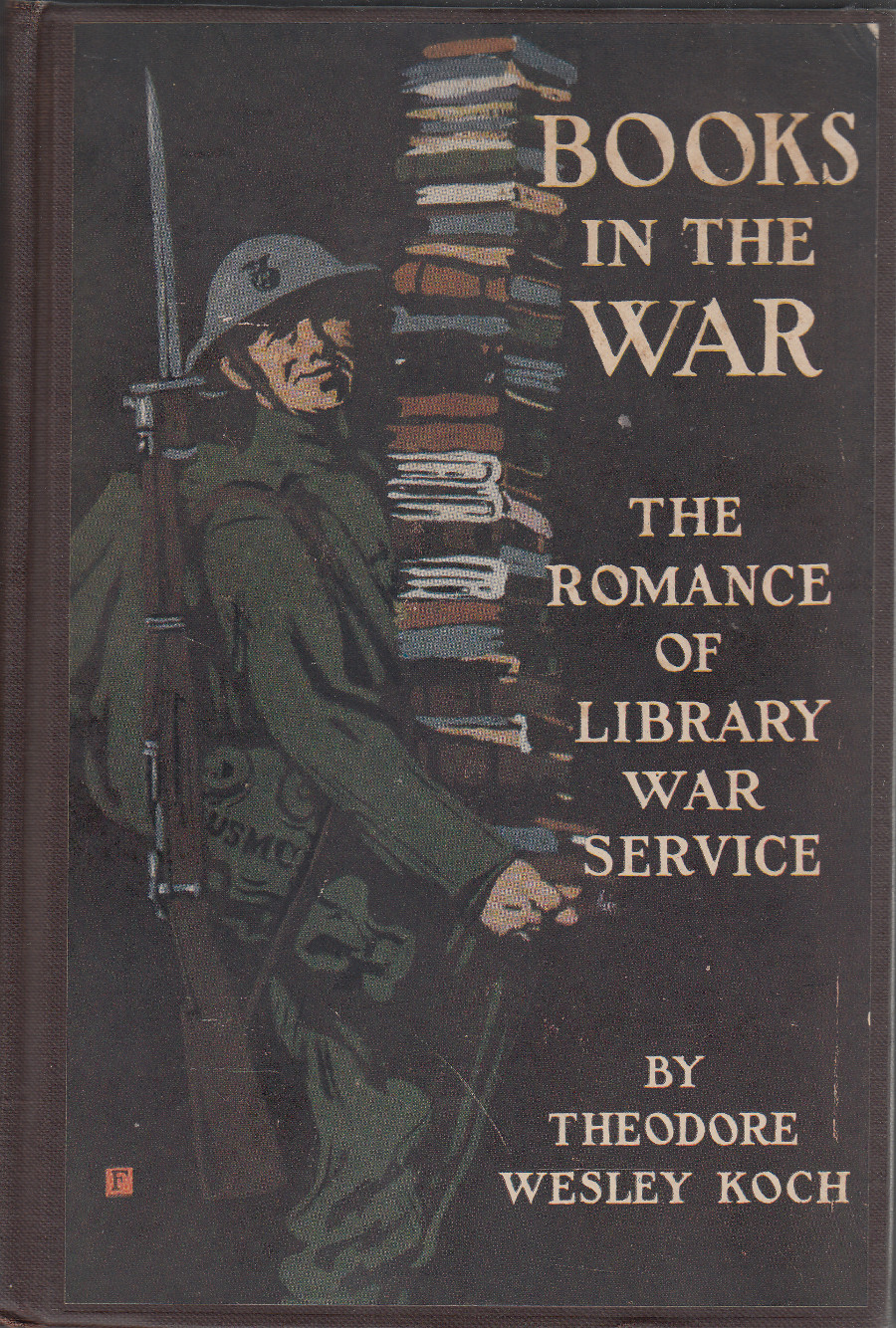 books in the war cover