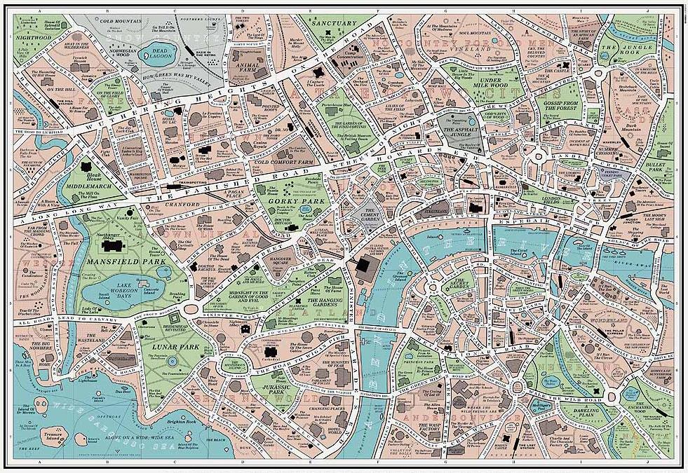 book map