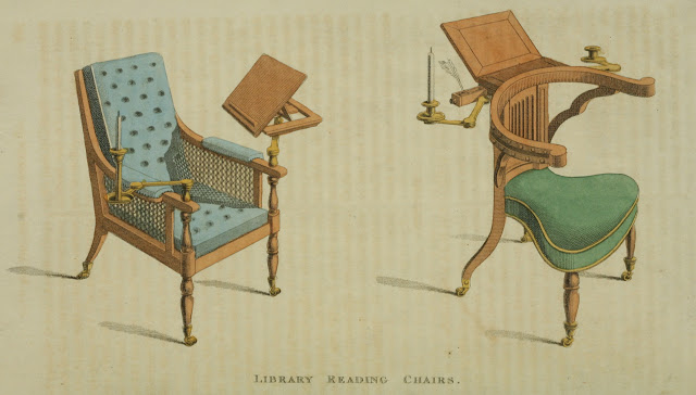 Ackermann's Repository  1810 v4 Furniture plate 15