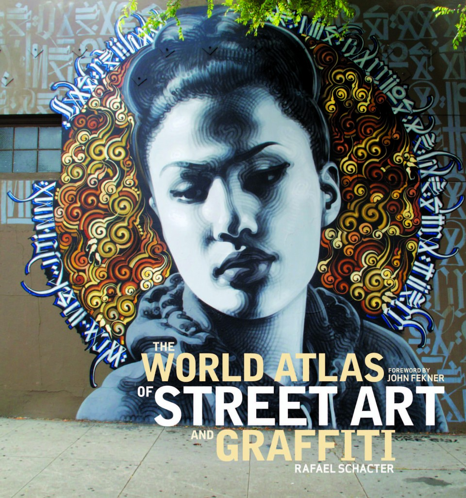 Street Art cover Schacter