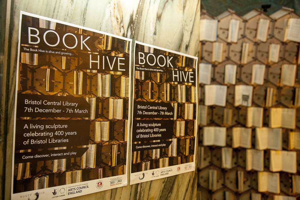 Bristol-Library-Book-Hive 1