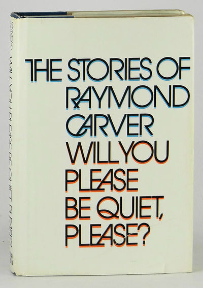 carver please be quiet cover