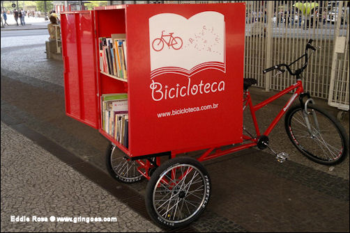 Mobile Library brazil