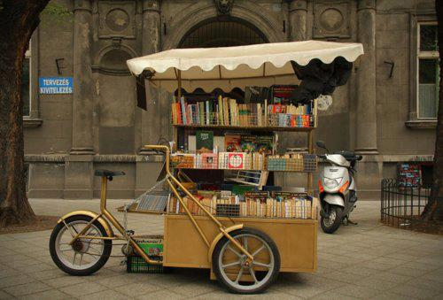 book bicycle unattributed