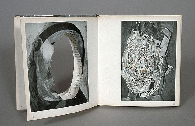 doug beube Deconstructing Picasso 1994