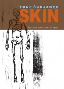 Skin front cover mockup