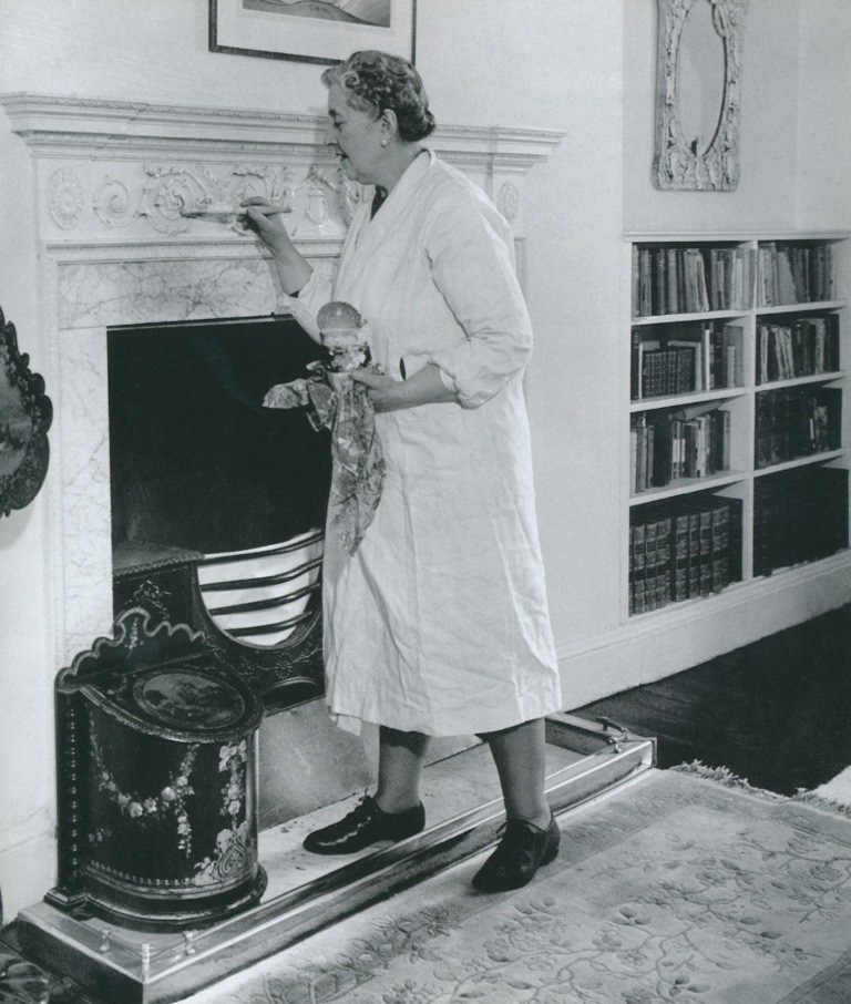 agatha christie at home 2