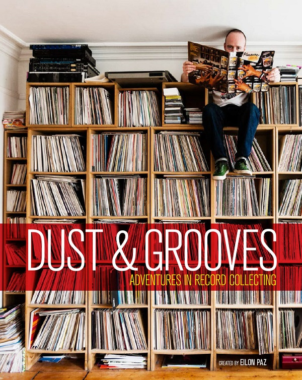 dust and grooves cover