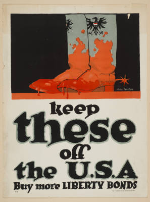 ww1 keep off