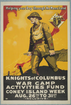 ww1 knights columbus