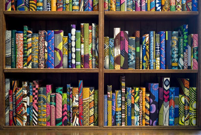 Yinka Shonibare MBE british library 4