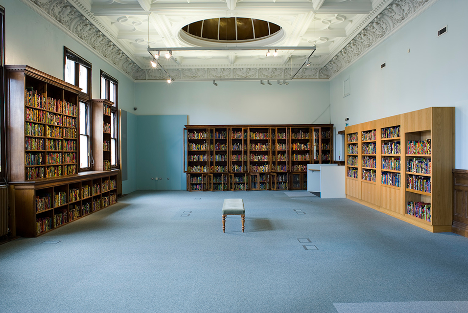 Yinka Shonibare MBE british library 5