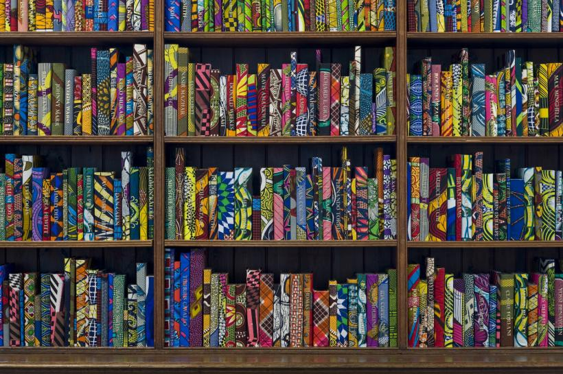 Yinka Shonibare MBE british library