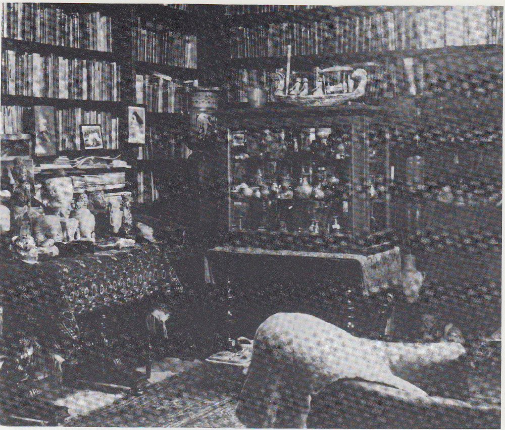 freud house library